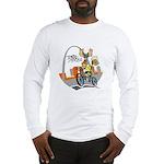 tour de moose Long Sleeve T-Shirt