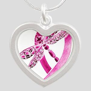 Pink Survivor Ribbon Necklaces
