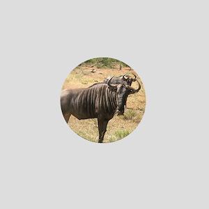 Wildebeests Mini Button
