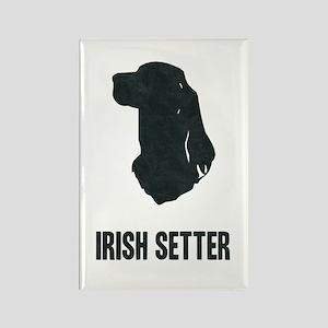 Irish Setter Silhouette Magnet