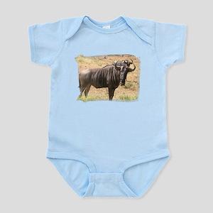 Wildebeests Infant Bodysuit