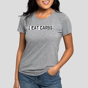 I Eat Carbs - Women's Pink T-Shirt