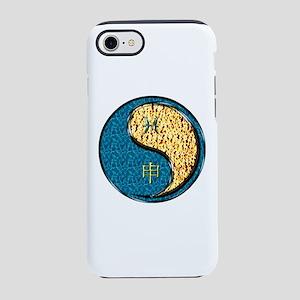 Pisces & Fire Monkey iPhone 8/7 Tough Case