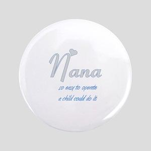 """Nana 3.5"""" Button"""