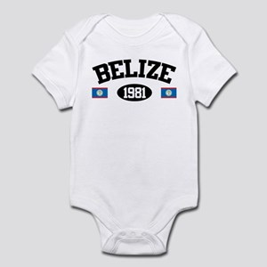 Belize 1981 Infant Bodysuit