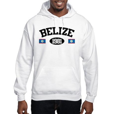 Belize 1981 Hooded Sweatshirt