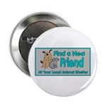 "Find a New Friend 2.25"" Button (100 pack)"
