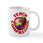 Teach Compassion Mug