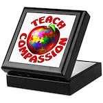 Teach Compassion Keepsake Box