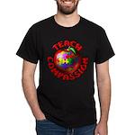 Teach Compassion Dark T-Shirt