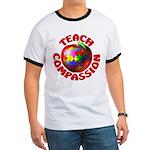 Teach Compassion Ringer T