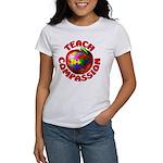 Teach Compassion Women's T-Shirt