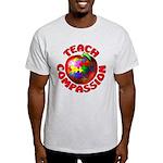 Teach Compassion Light T-Shirt