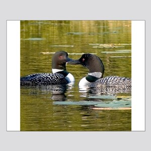 Loon Small Poster