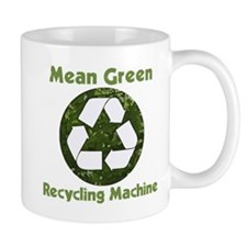 Recycling Machine Mug