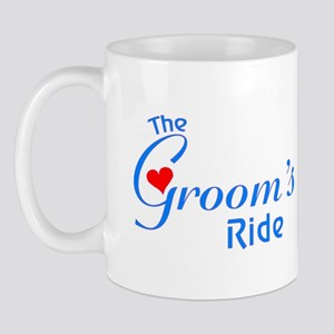 The Groom's Ride Mug