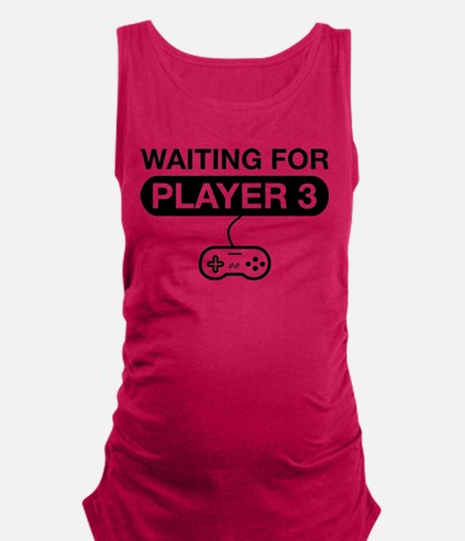 waiting for player 3 Tank Top