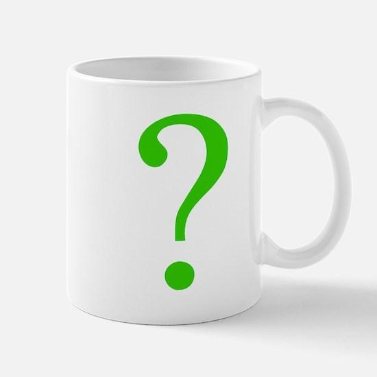 Cute Question mark Mug
