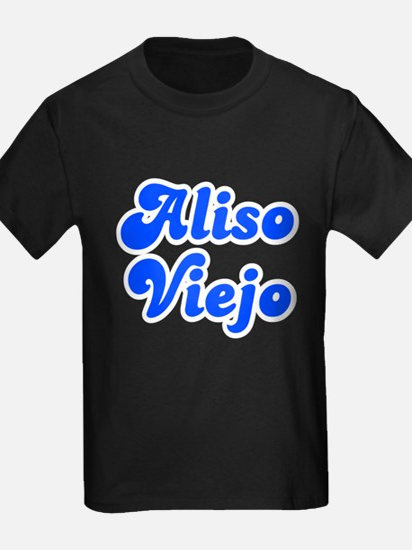 Retro Aliso Viejo (Blue) T