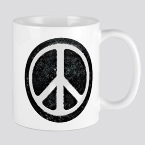 Original Vintage Peace Sign Mug