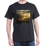 Spring Hill Fire in the Sky Dark T-Shirt