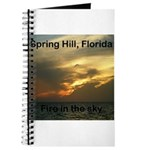 Spring Hill Fire in the Sky Journal