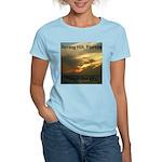 Spring Hill Fire in the Sky Women's Light T-Shirt