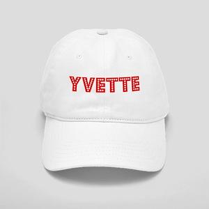 Retro Yvette (Red) Cap