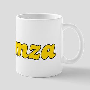 Retro Hamza (Gold) Mug