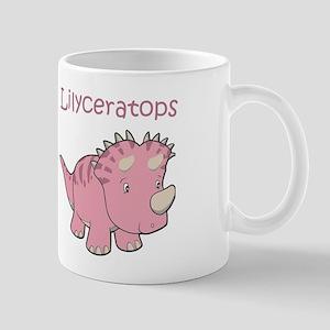 Lilyceratops Mug