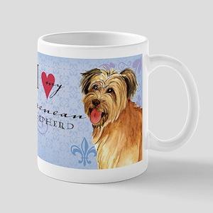 Pyrenean Shepherd Mug