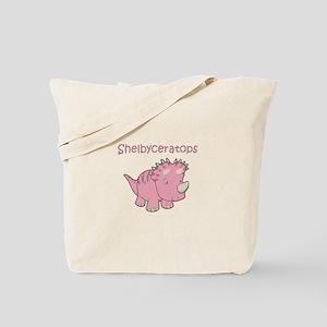 Shelbyceratops Tote Bag