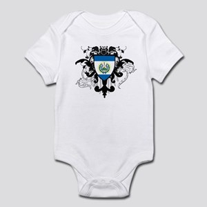 Stylish El Salvador Infant Bodysuit