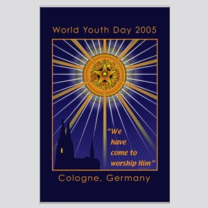 World Youth Day Large Poster
