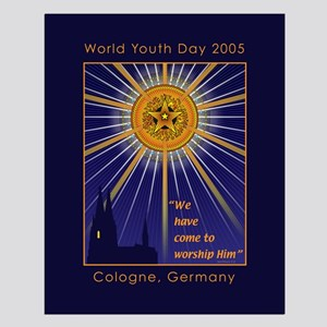 World Youth Day Small Poster