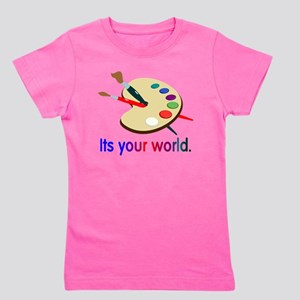 Its Your World T-Shirt