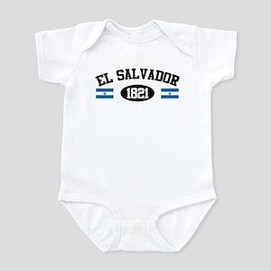 El Salvador 1821 Infant Bodysuit
