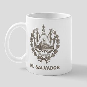 Vintage El Salvador Mug
