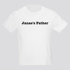 Janaes father Kids Light T-Shirt