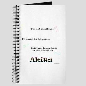 Akita Life Journal