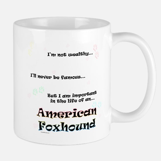 Foxhound Life Mug