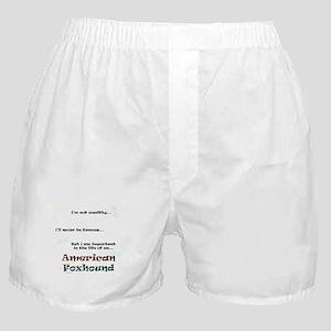 Foxhound Life Boxer Shorts
