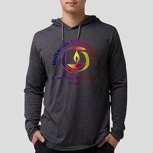 Rainbow Chalice_one faith Long Sleeve T-Shirt