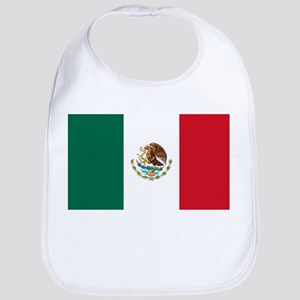 Mexico Country Latino Bib