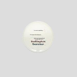 Bedlington Life Mini Button