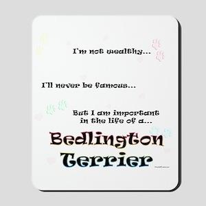 Bedlington Life Mousepad