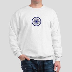 Circular Central Value worth Sweatshirt
