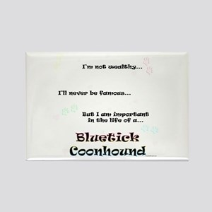 Bluetick Life Rectangle Magnet
