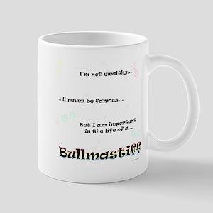 Bullmastiff Life Mug
