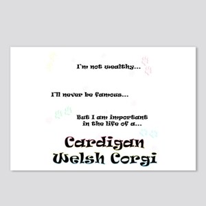Cardigan Life Postcards (Package of 8)
